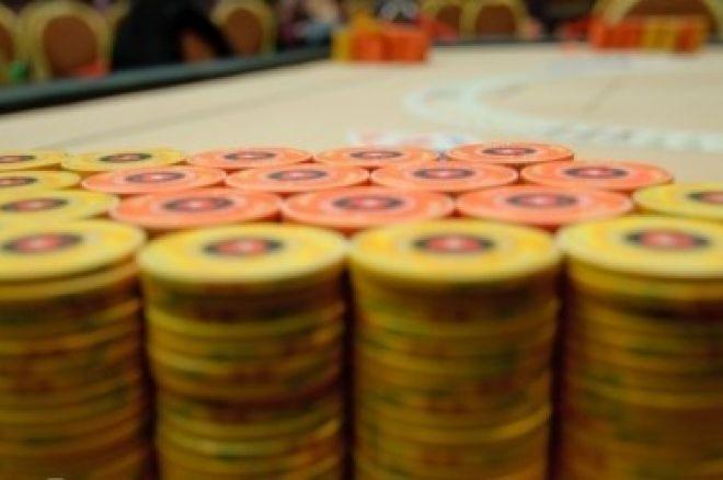PokerStarsのSCOOPが目の前に! 0001