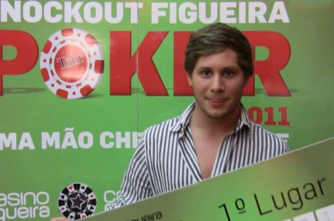 André Pais é o novo campeão do Knockout Figueira Poker Tour 0001