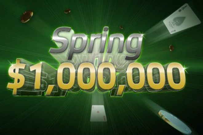 Party Poker, Spring Million