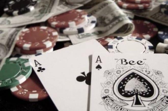Hráč si značil karty šmirglpapírem 0001