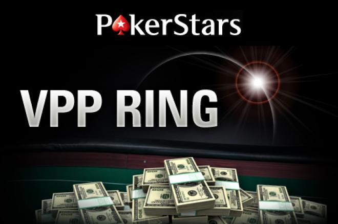 Novinka pro milovníky cash games na PokerStars: VPP Ring 0001