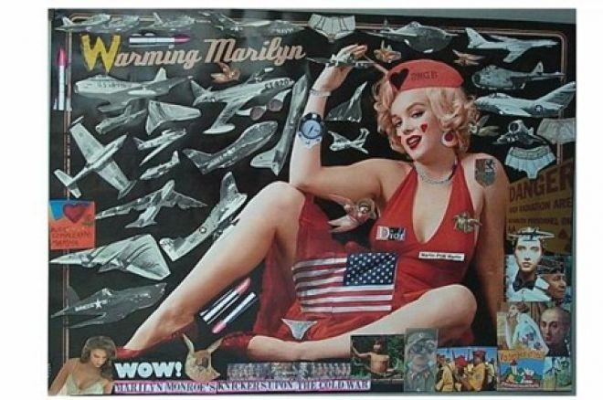 Marilyn Monroe's Knickers Upon The Cold War, de Francesco Martin
