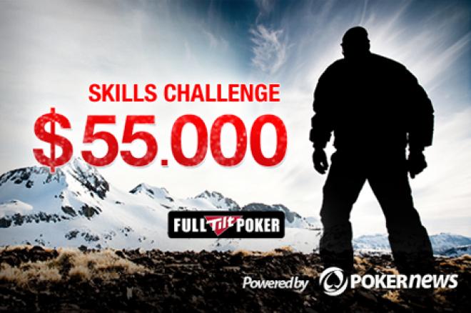 Kvalifiseringen har startet til vår $20.000 freeroll hos Full Tilt 0001