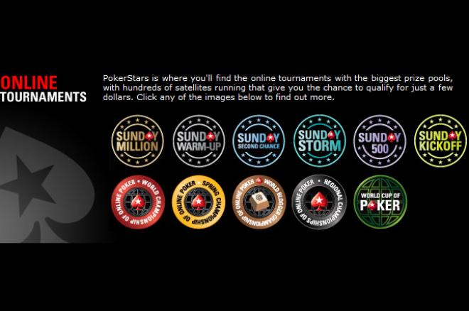 PokerStars намали гарантираните пари на турнирите си 0001