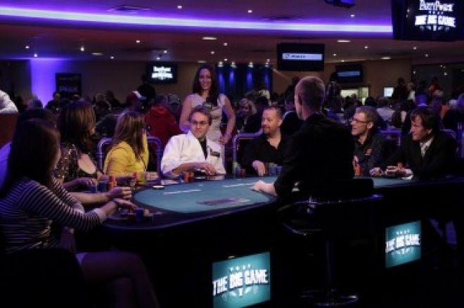 Интерактивное шоу PartyPoker Big Game V добилось огромного... 0001