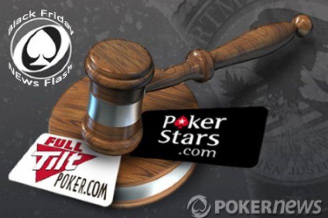 Black Friday du poker online : résumé des événements