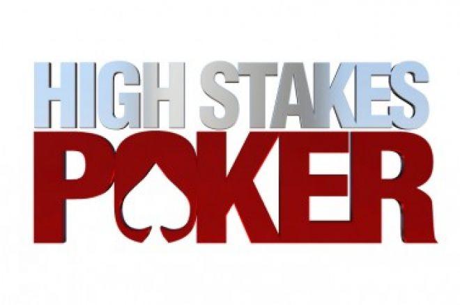 Populární show High Stakes Poker vyměnila sponzora 0001
