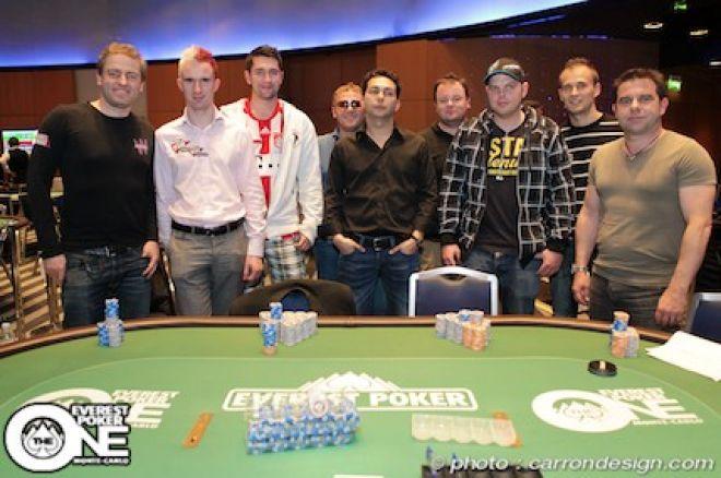 Nincs magyar az Everest Poker One döntő asztalán 0001