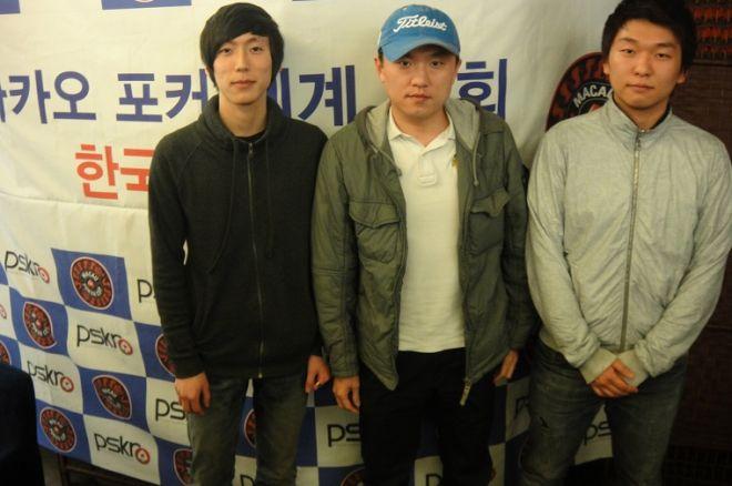 4월 24일 Poker Tour : Macau Poker Cup 새틀라잇 0001