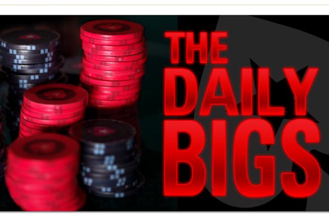 扑克之星推出THE DAILY BIGS保证金锦标赛 0001