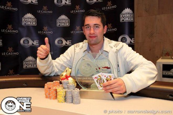Julian Kabitzke е първият Everest Poker ONE шампион 0001