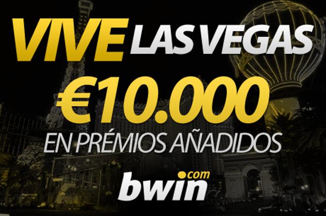 Vive una experiencia inolvidable en Las Vegas de la mano de bwin 0001