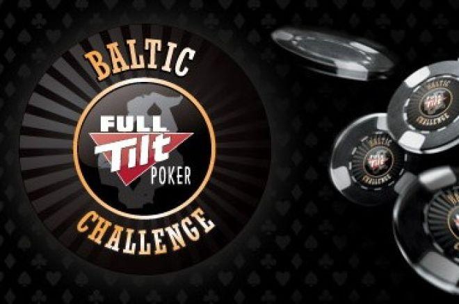 Trečiasis Full Tilt Poker.net Baltic Challenge antrojo sezono epizodas 0001