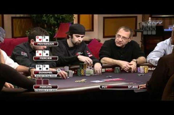 Gold Strike Poker puede ser el nuevo patrocinador de HSP 0001