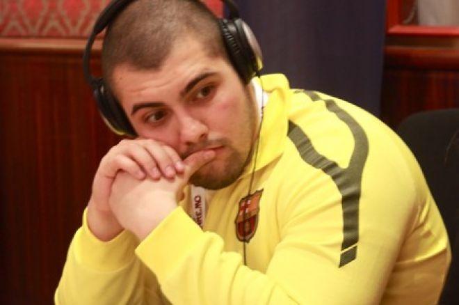 Симеон Найденов на EPT San Remo