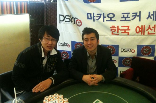 5월 1일 Poker Tour : Macau Poker Cup 새틀라잇 0001