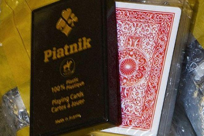 40 falske kortstokker er blitt beslaglagt i Kristiansand 0001