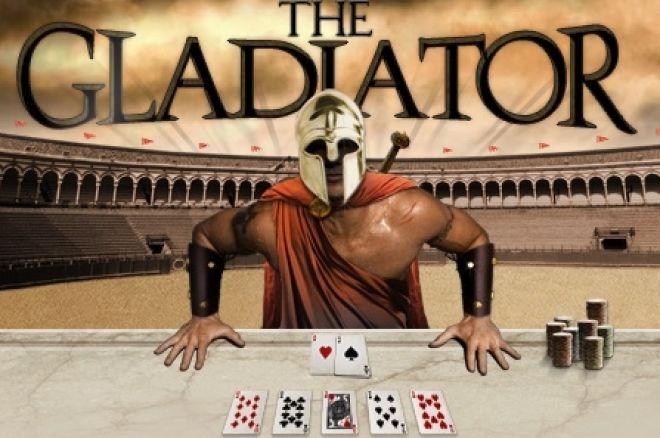 Dabar puiki galimybė gauti milžinišką įnašo premiją + dalyvauti Gladiatoriaus... 0001
