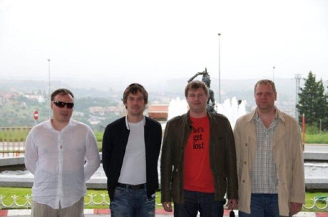 eesti pokkerimängijad