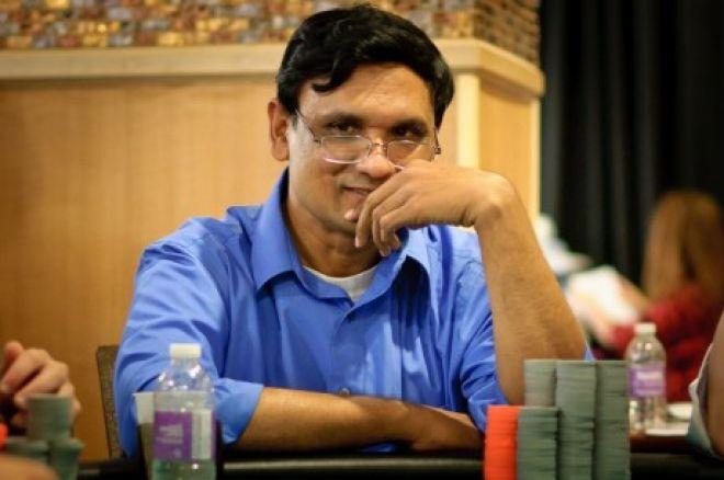 World Series of Poker Circuit Harrah's Chester 2. nap: Ramana Epparla vezet 0001