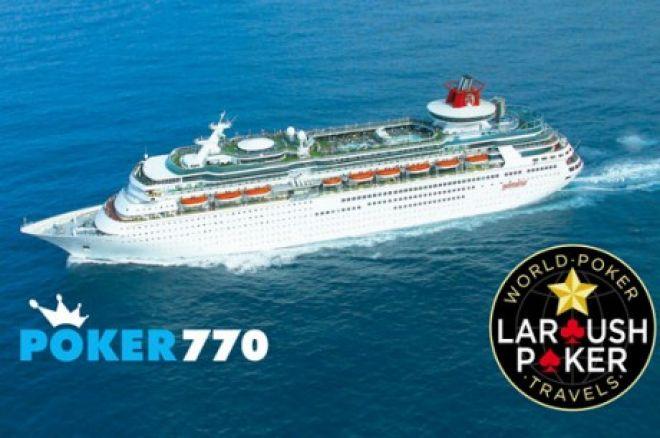 Poker770: Poker Cruise, Lothar Matthäus Challenge i PokerNews Giant 0001
