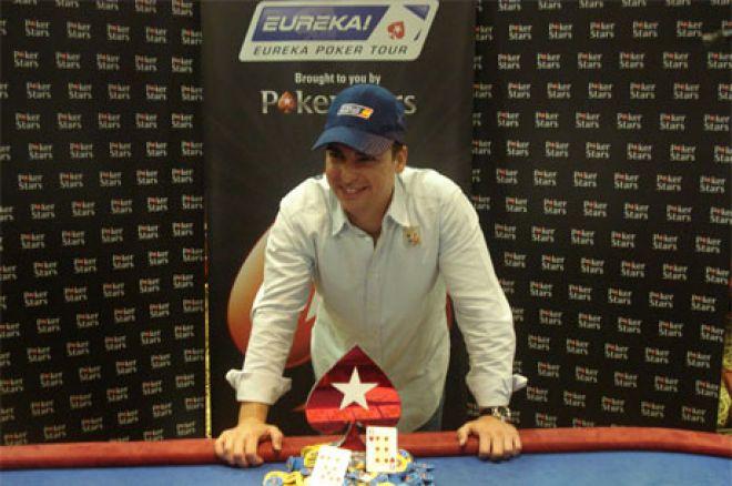 Antonio Rodrigez Diegueza osvaja Eureka Poker Tour Nova Gorica Main Event 0001
