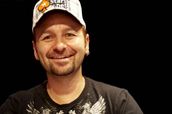 Daniel Negreanu på High Stakes Poker