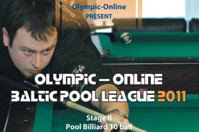 Talinas kviečia į antrąjį Olympic-Online Baltijos Pulo Lygos 2011 etapą 0001