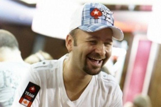 Daniel Negrenu: Přijímám sázky, že letos vyhraji náramek! 0001