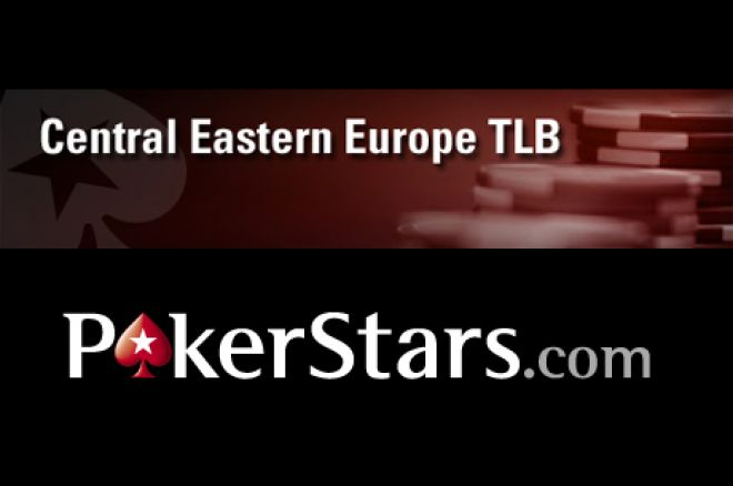 Central Eastern Europe liga na PokerStarsu 0001