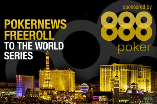 Final Risk Free WSOP Qualifier Tonight on 888 Poker 0001