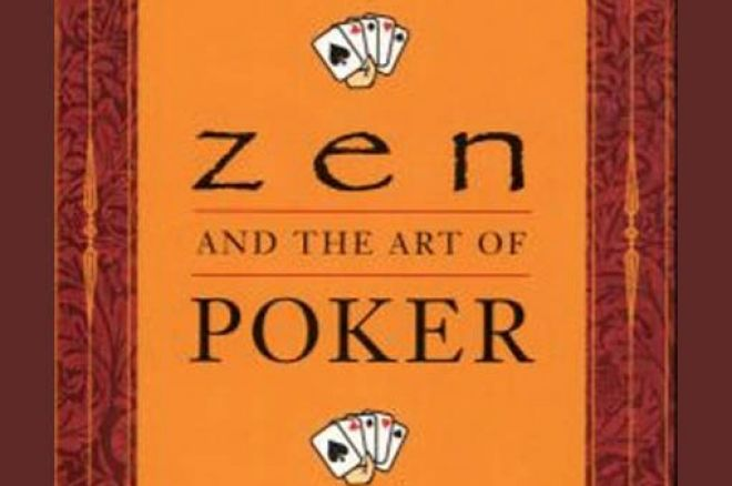 "Knygų lentyna: ""Zen and the Art of Poker"" 0001"