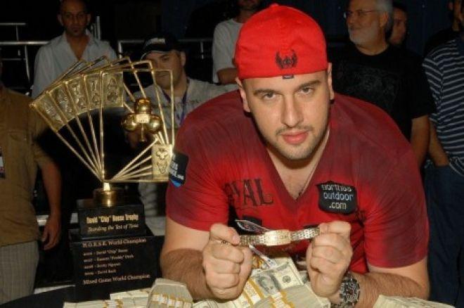 """PokerNews intervija: Maikls """"The Grinder"""" Mizrahī runā par WSOP 0001"""