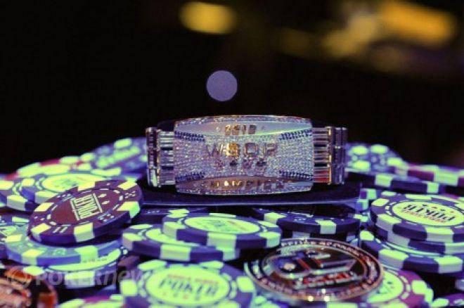 2011 World Series of Poker starter i dag 0001
