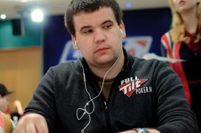 Christian Harder Discusses Hand from WPT Championship 0001