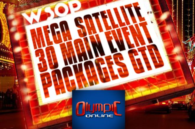 Ar Olympic-Online tev ir iespēja laimēt kādu no 30 WSOP paketēm! 0001