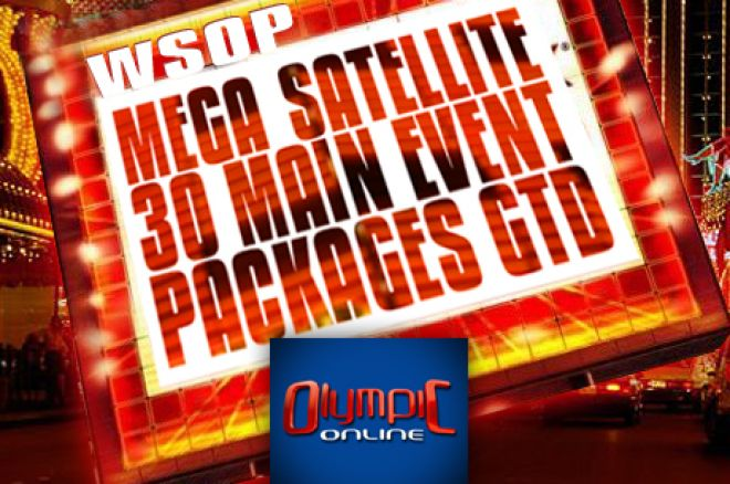 Olympicuga WSOP-le