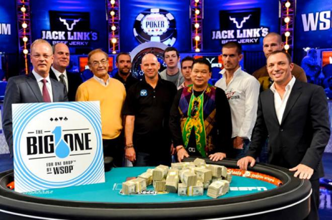 WSOP kondigt $1.000.000 buy-in toernooi aan