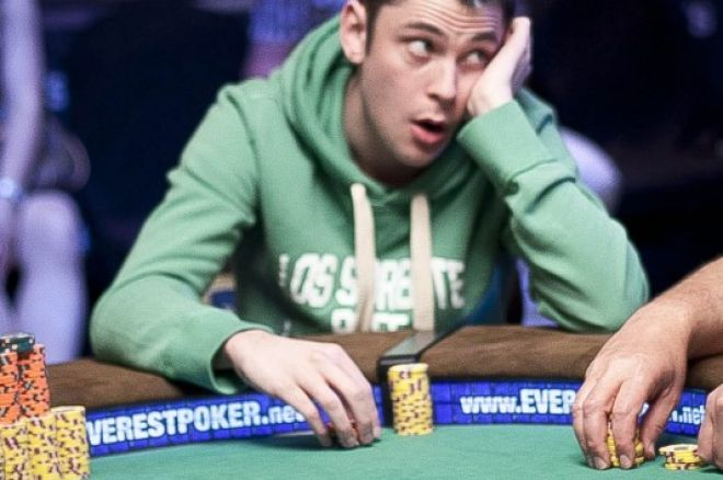 WSOP Evento #4: Gavin Cochrane Lidera o Dia 1 0001