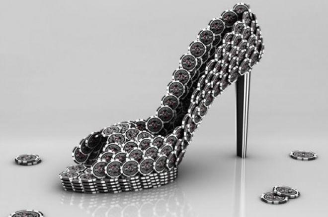 Не совсем серьёзно: Покерная обувь 0001