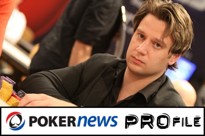 PokerNews Profile - Pim de Goede, slot