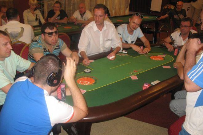 EPF Одеса, День 1: Руслан Рогожин - один з чіплідерів турніру 0001