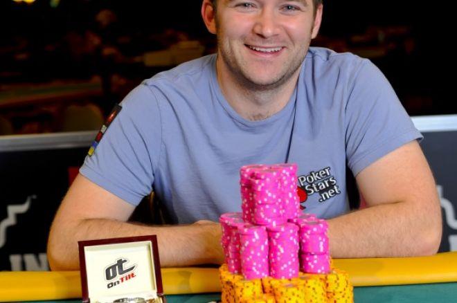 WSOP 2011 Event 5 vinnaren Eugene Katchalov