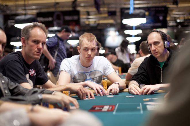 WSOP Evento #7: Stephen Chidwick Lidera o Pelotão 0001