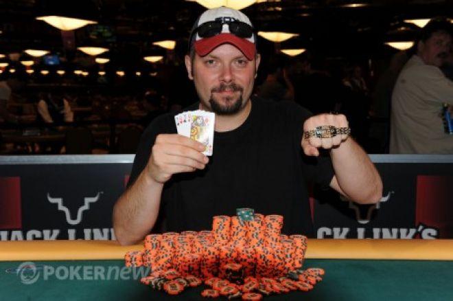 Francesco Barbaro vant WSOP Event #3 – $1.500 Omaha Hi/lo 0001