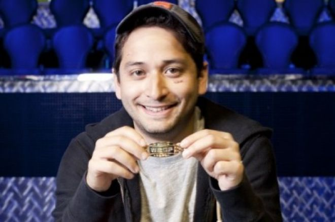 Allen Bari slår Maria Ho og vant $5k NL Hold´em øvelsen 0001