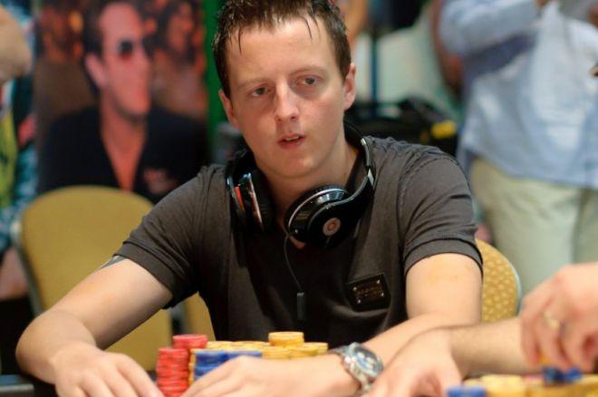 WSOP Evento #9: Matt Perrins Estreia-se em Grande 0001