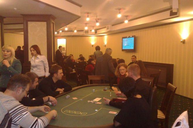 Обзор турниров в Киеве: «покер клубах Алабама»... 0001