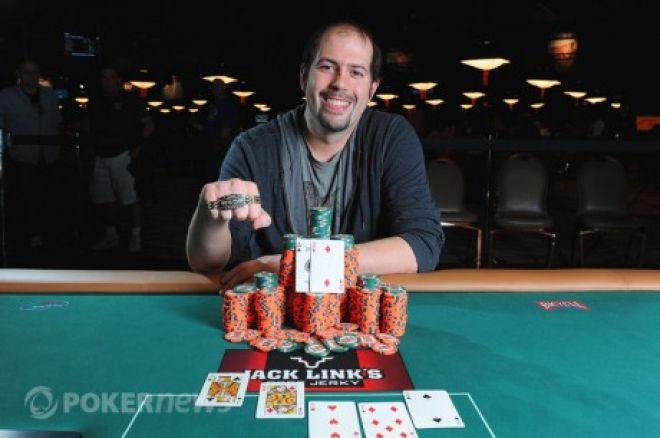 Harrison Wilder vant WSOP Event #6 - $1500 Limit Hold'em 0001
