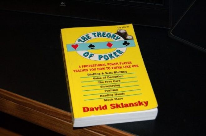 "Knygų lentyna: Davidas Sklansky ""The Theory of Poker"" 0001"